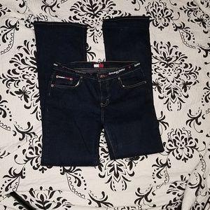 Tommy Hilfiger bootcut Jean's size 7